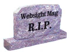 Websight, R.I.P.
